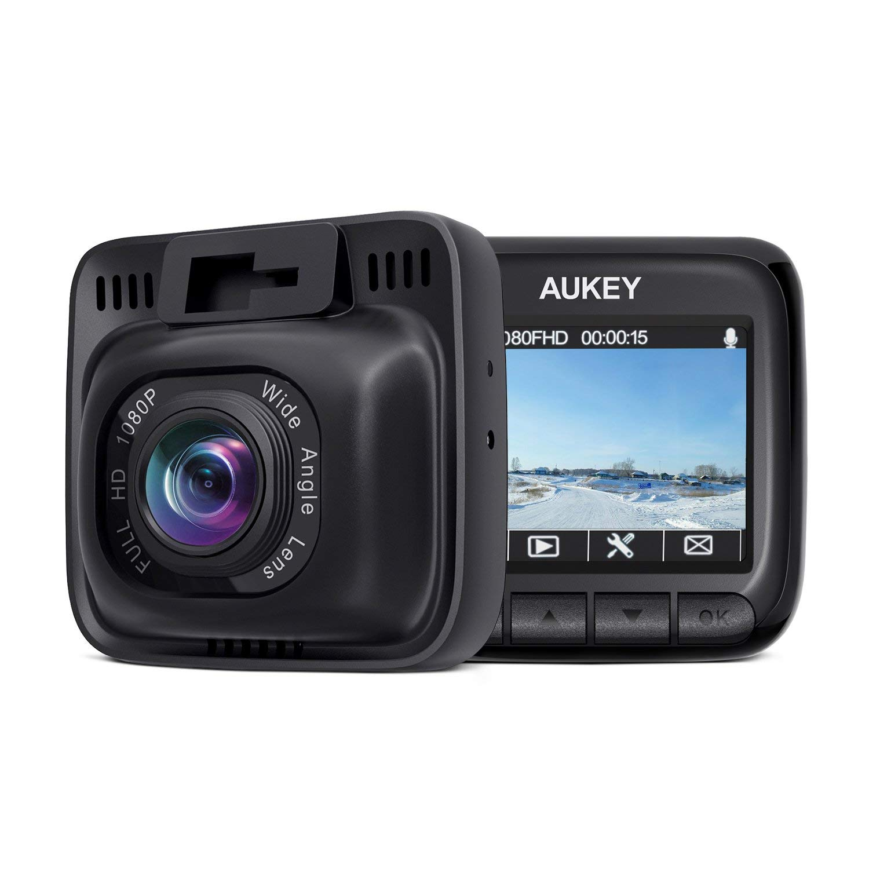 Best aukey car dahs spy camera