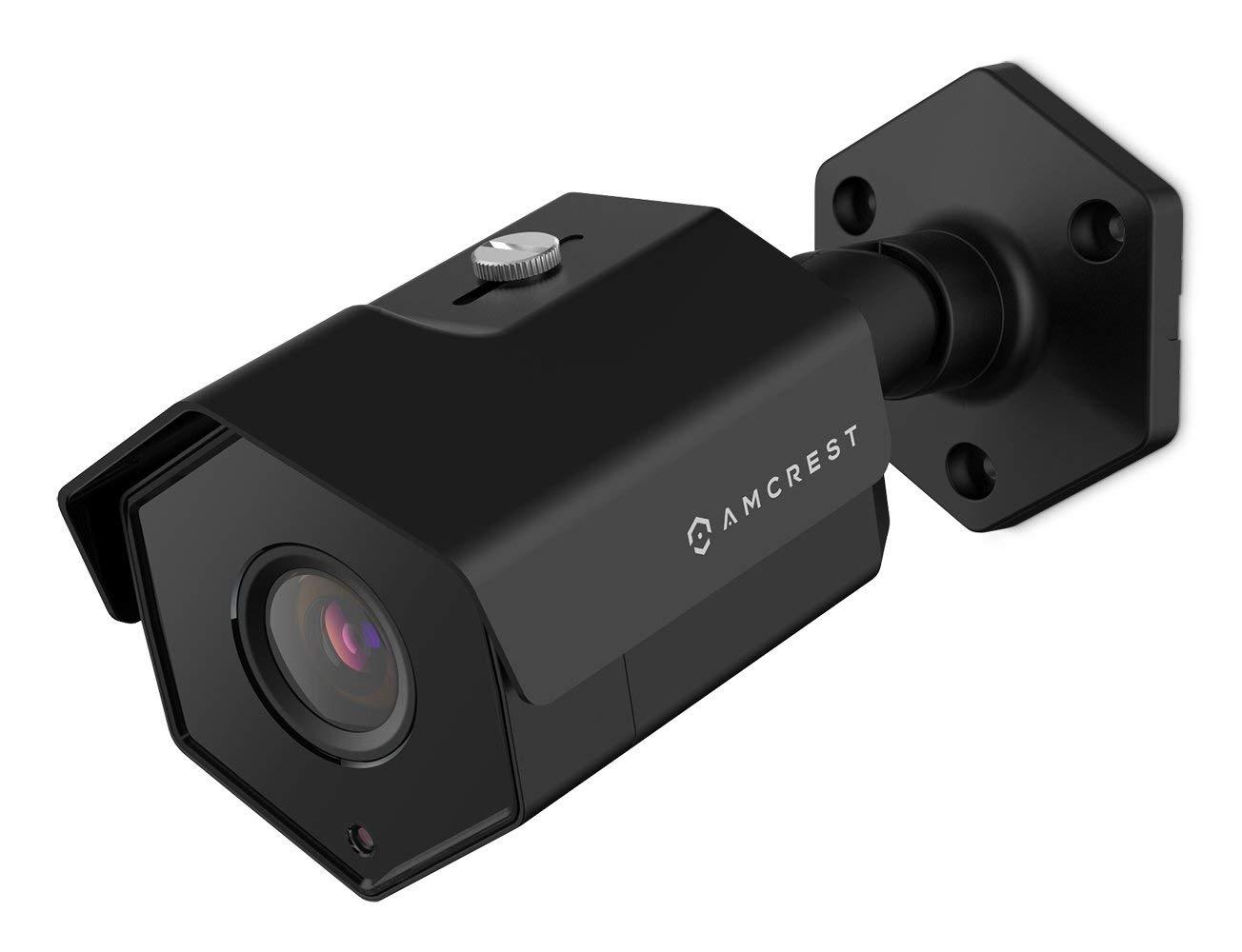 Amcrest 1080p 1920 TVL bullet outdoor security camera– IP2M-852E- no wifi security cameras