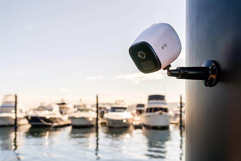 Arlo Go by NETGEAR mobile HD security cameras - non wifi security cameras