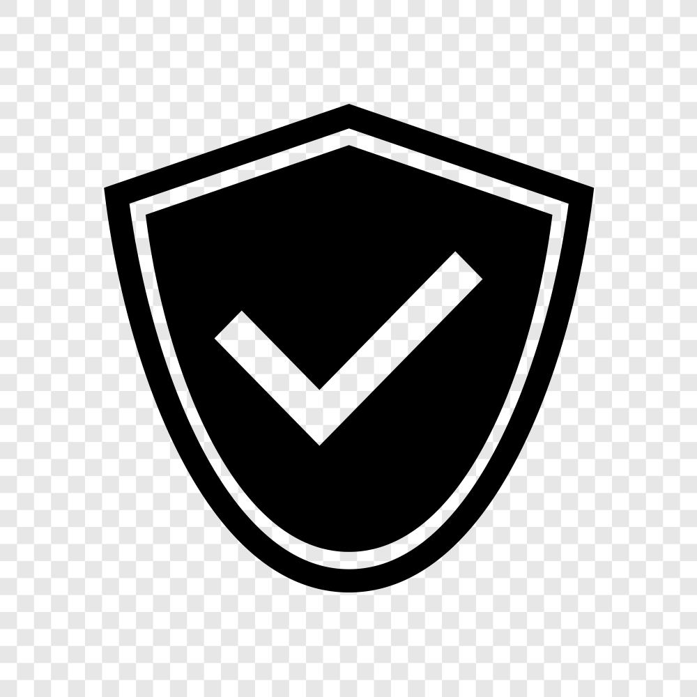 A checkmark for security camera without wifi