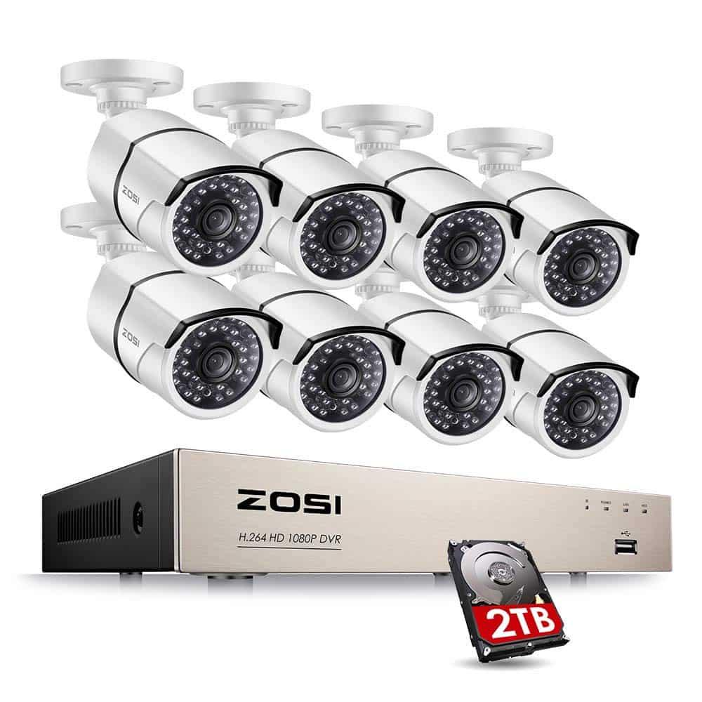 Best IP surveillance system