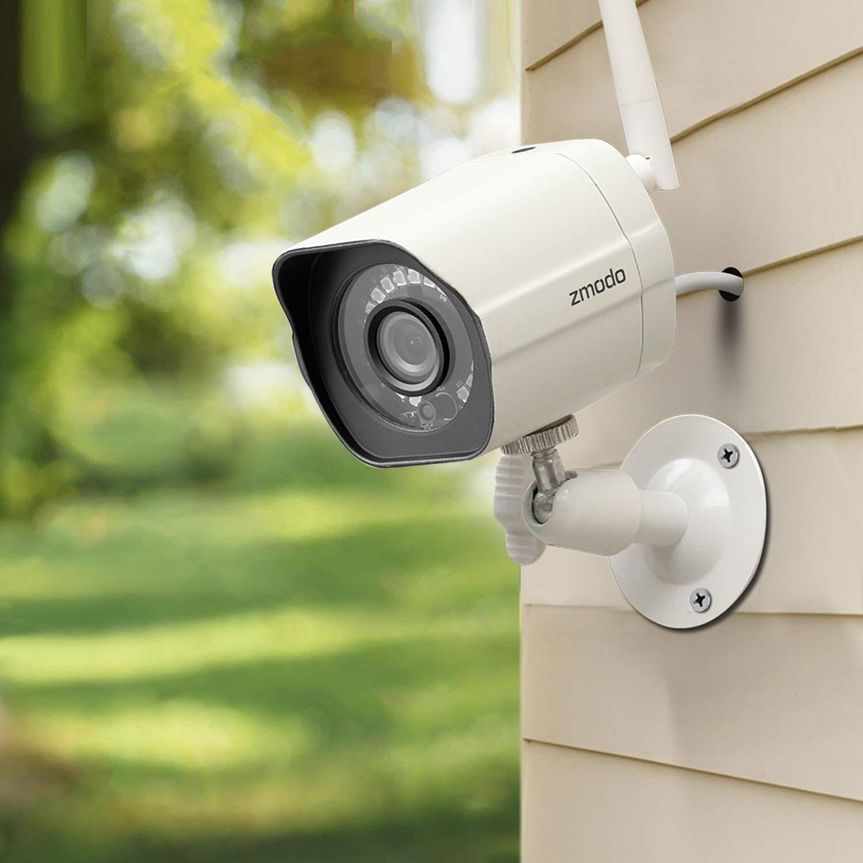 Best Wireless surveillance system camera