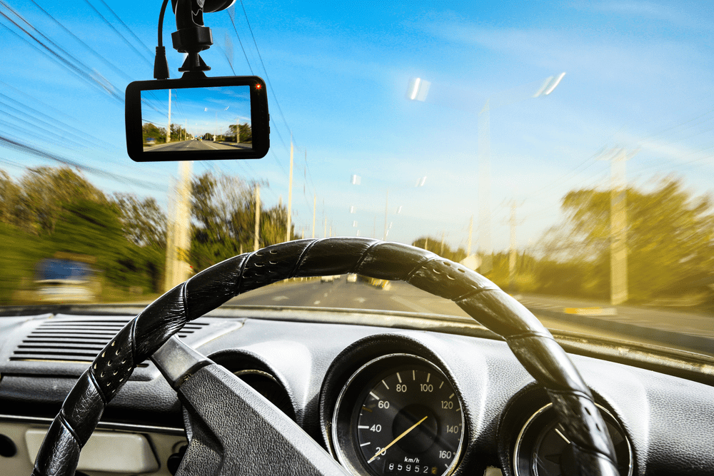 best car surveillance camera