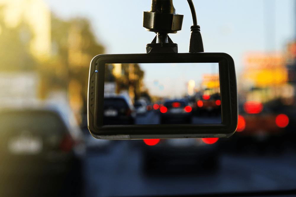 best hidden car security camera