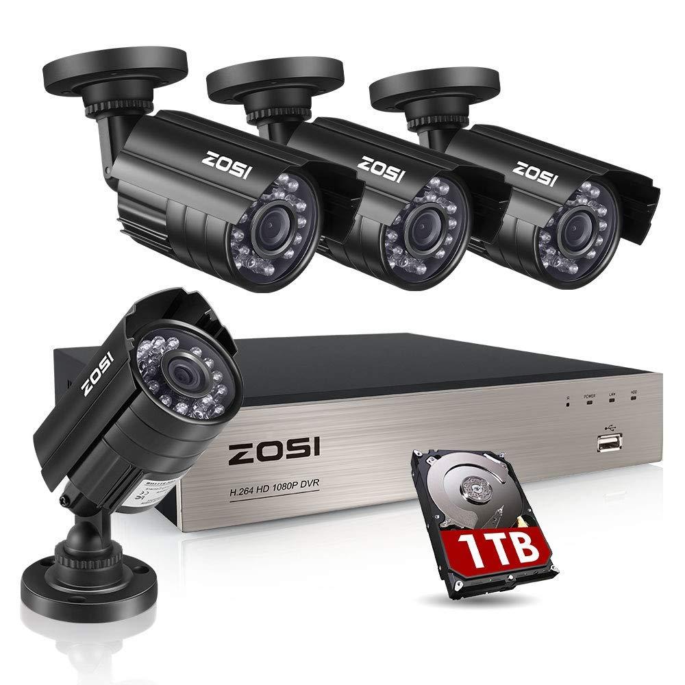 best wired surveillance system