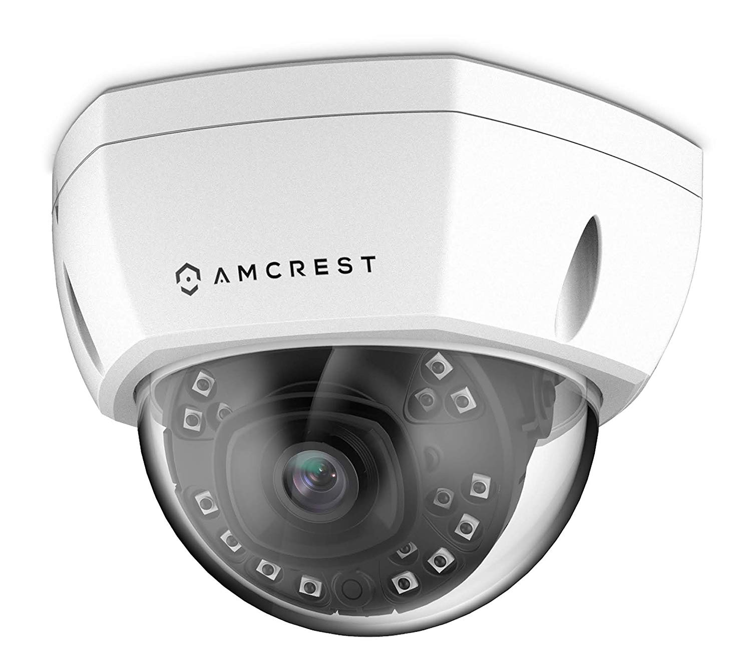 Amcrest Ultra HD 4K Dome Type Security System