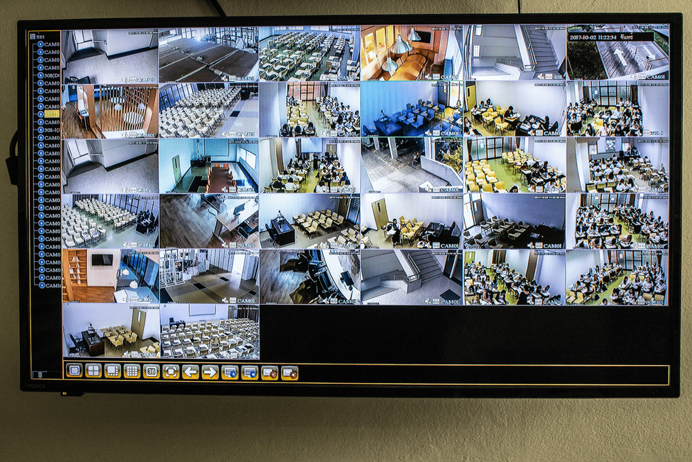 FPS frames per second of 4k security cams