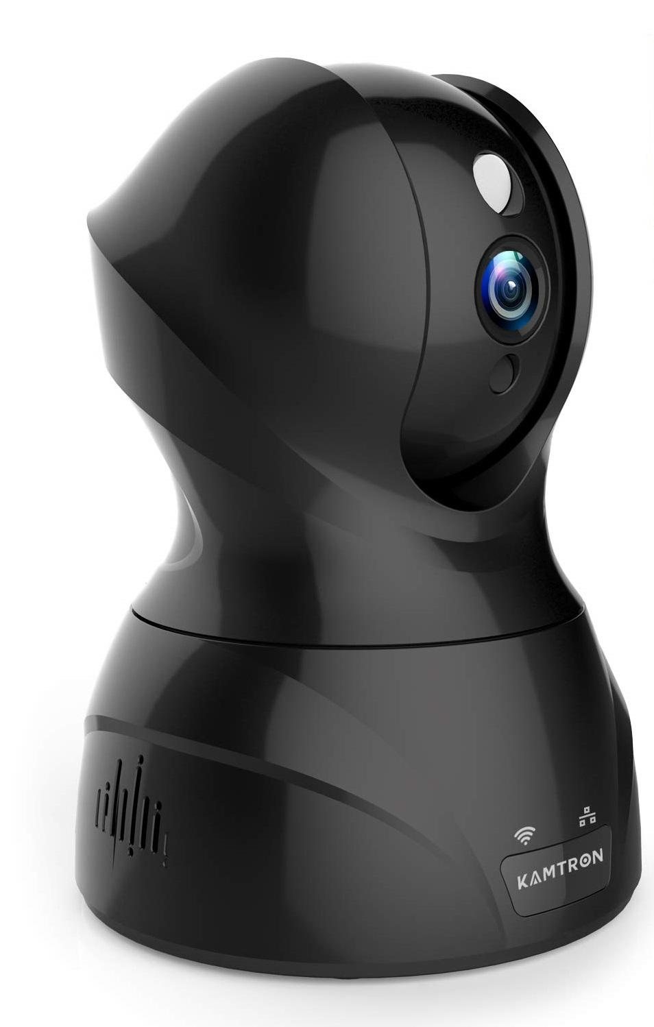 buy the best KAMTRON Wireless Indoor Security Camera with Night Vision