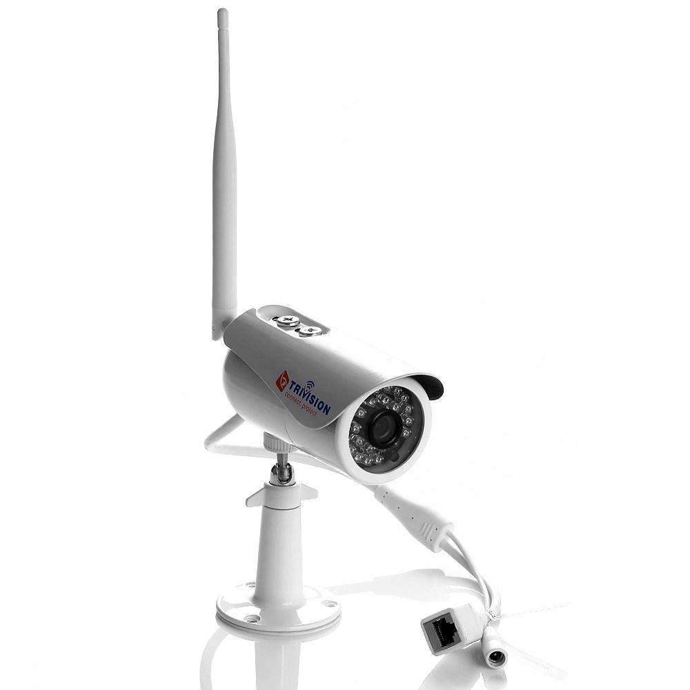 Trivision outdoor Security Camera with night vision
