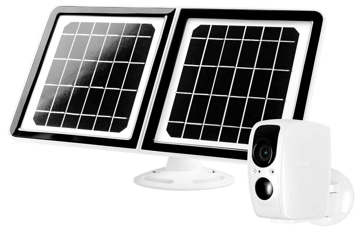 lynx buy best solar powered wireless security camera
