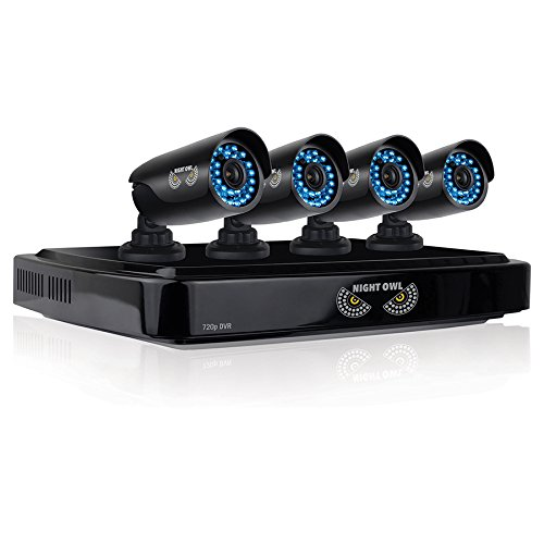 Night Owl Security AHD7-841 8 Channel Smart Video System