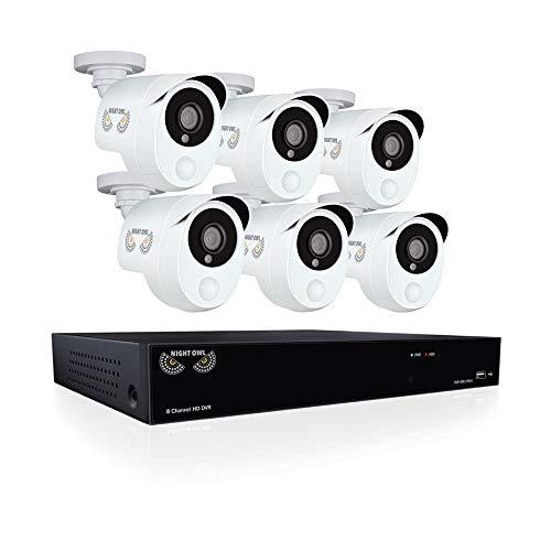 Night Owl Security HD201-86P-B Video Security Camera