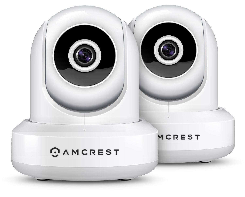 amcrest 2 pro hd business security camera