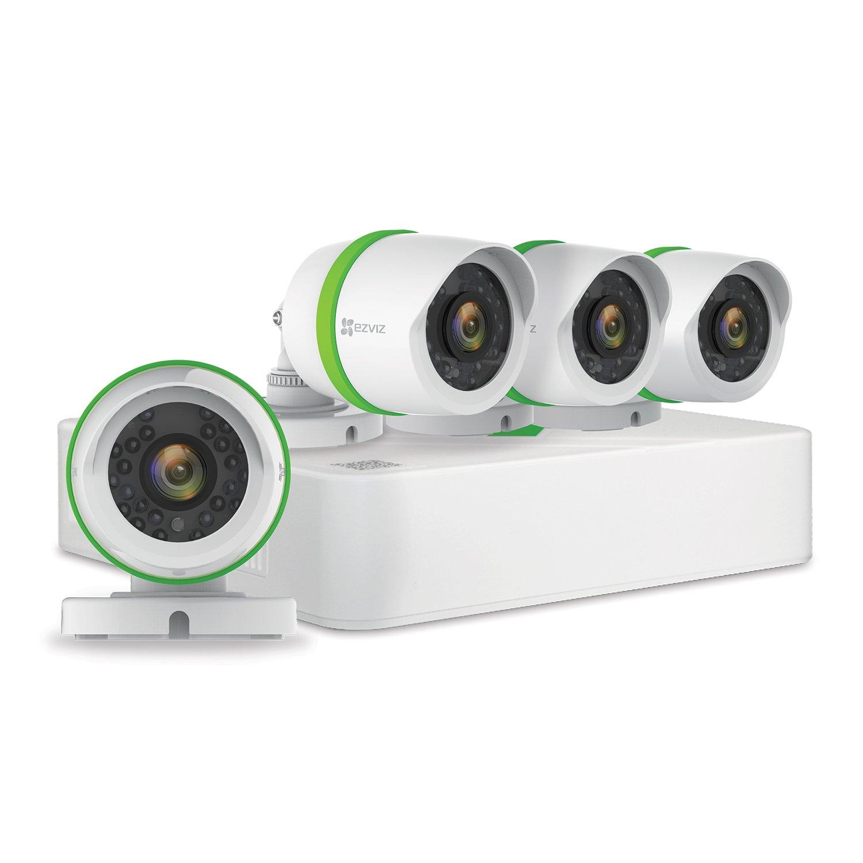 ezviz business surveillance spy camera system