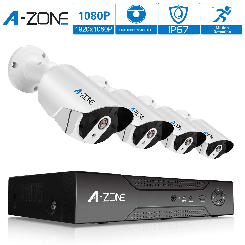 A zone poe security camera