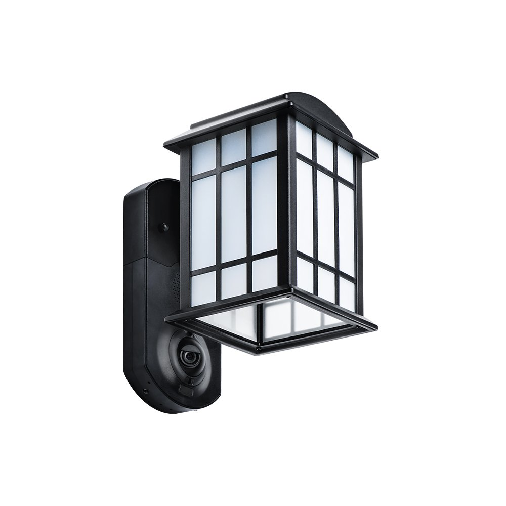 Maximus hidden Video Security Camera and Outdoor Light