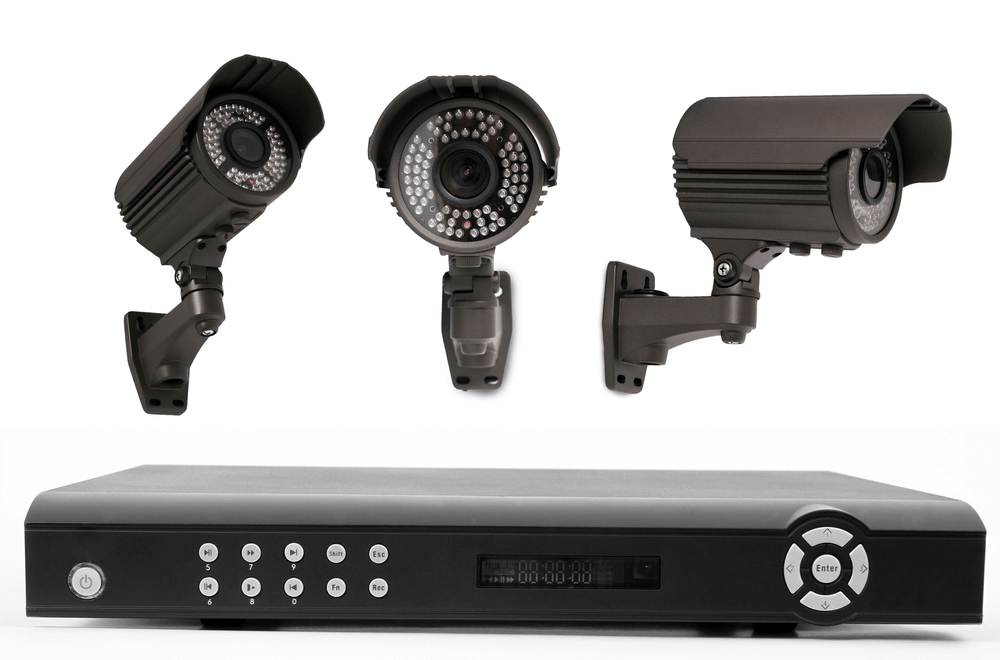Outdoor Wireless Security Camera Systems With DVR