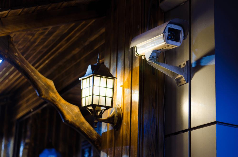 night vision dvr surveillance camera system