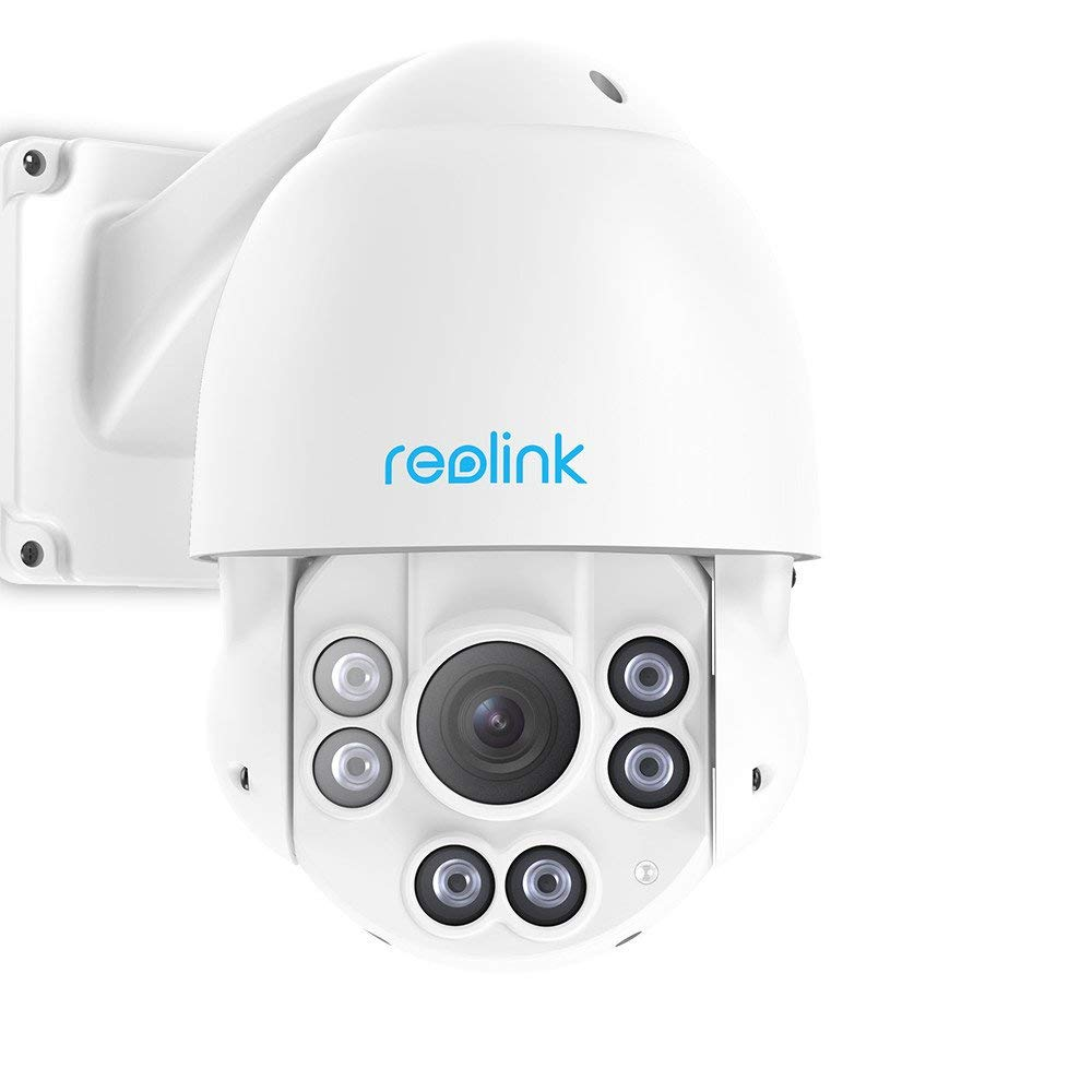 reolink ptz power over ethernet security camera